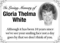 Gloria  White