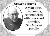 Staurt  Church