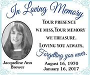 Jacqueline  Brewer