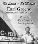 Earl  Greene