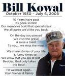 Bill  Kowal