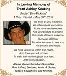 Trent  Keating