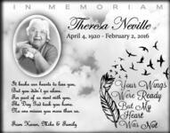 Theresa  Neville