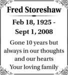 Fred Storeshaw  Feb 18