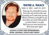 Wayne  Takacs