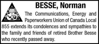 Norman  Besse