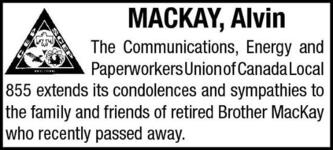 Alvin  Mackay