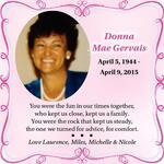 Donna  Gervais