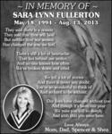 Sara  Fullerton