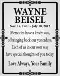 Wayne  Beisel