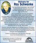 Raymond  Schanke