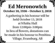 Ed  Meronowich
