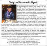 Cindy Lee (Mycek)  WESOLOWSKI