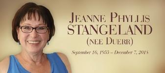 Jeanne  STANGELAND