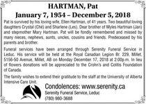 Pat  HARTMAN