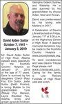 David Alden  SUITOR