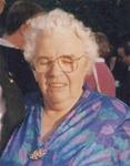 Mary Ida    (née Todd)  THOMPSON