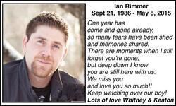 Ian  Rimmer