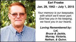 Earl  Froebe