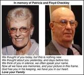 Patricia and Floyd  Checkley