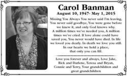 Carol  Banman