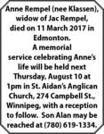 Anne  Rempel