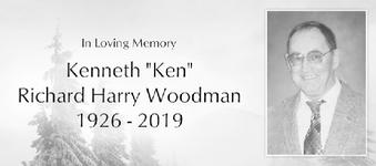 KENNETH  WOODMAN