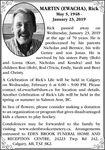Rick  MARTIN (EWACHA)