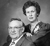 Frances and Ray  CALHOUN