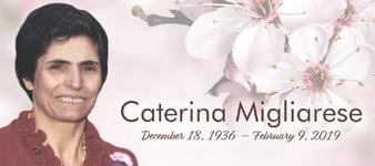 Caterina  MIGLIARESE