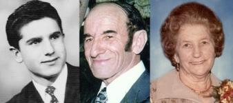 Ugo, Francesco, Rosa  Bachetti
