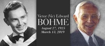 Victor  BOHME