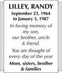 Randy  Lilley