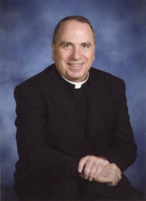 Reverend Gordon Mann