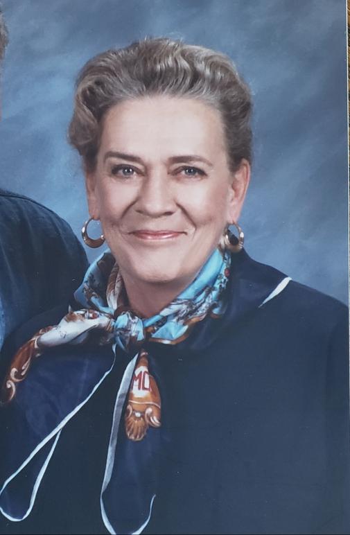 Vivian Grace Lewis Patton