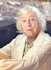 Norma Joan 'Tiger' McCarthy