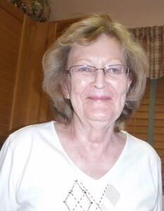 Shirley Anne (Kistner) Blackmore