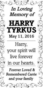 Harry  Tyrkus
