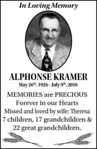 Alphonse  Kramer