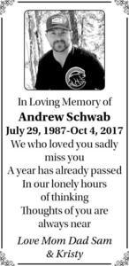 Andrew  Schwab