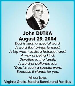 John  Dutka