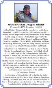 Michael Douglas  SCHULER