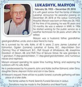 Maryon  LUKASHYK