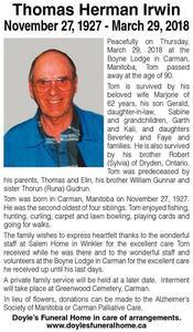Thomas  Irwin