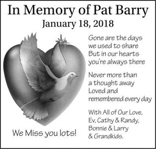 Pat  BARRY