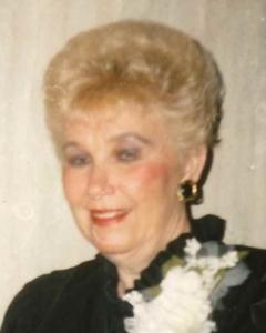 Doris Dottie Jean (nee Aycock) Patterson-Bates