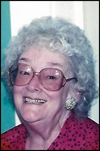 Glenice Elaine (Gray) Ellis