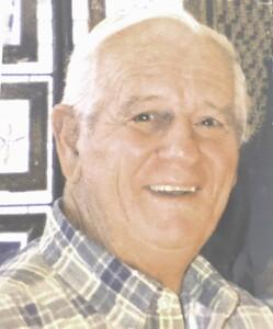 Johnny Walter DeHart