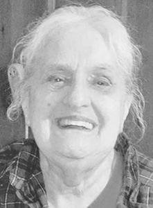 Doris Marie Giddings
