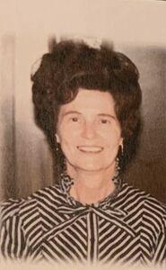 Irene Hoskins Mitchell